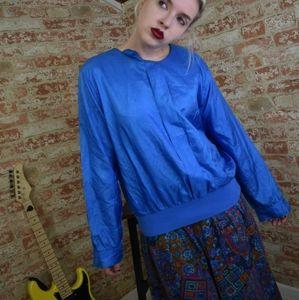 Vintage Ashleigh Morgan Blue Top